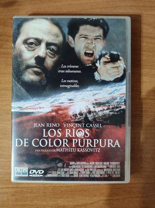 DVD | LOS RÍOS DE COLOR PÚRPURA