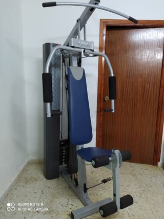 Máquina gym multifuncion
