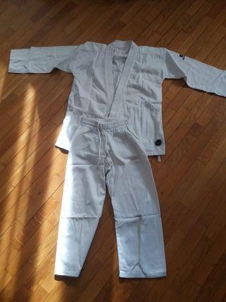 Kimono karate o judo