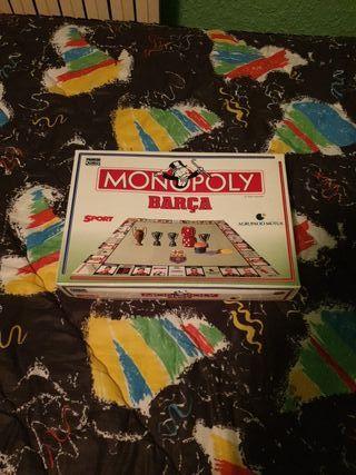 monopoly barça