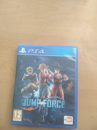 Jump Force/ Lords of the Fallen/ Mafia 3 Ps4