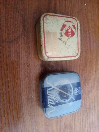 cajitas vintage