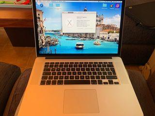 Macbook Pro Retina i7 500Gb SSD