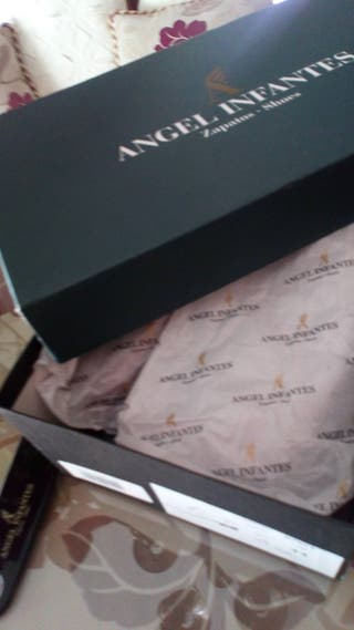 zapatos ceremonia Angel Infantes