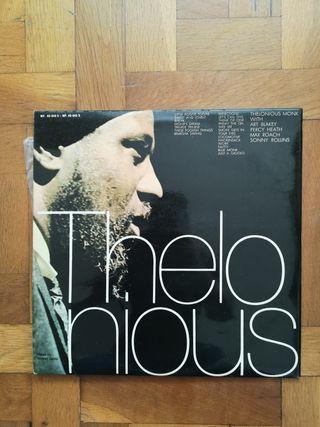 Vinilos Thelonius Monk Jazz