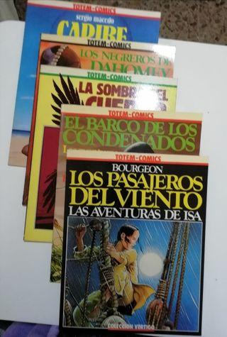 TOTEM-COMICS. Colección Vértigo 1981