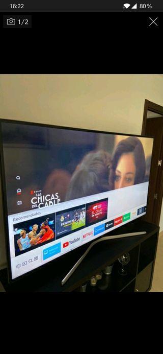 """Samsung smart tv de 65"""" 4K y HDR"""