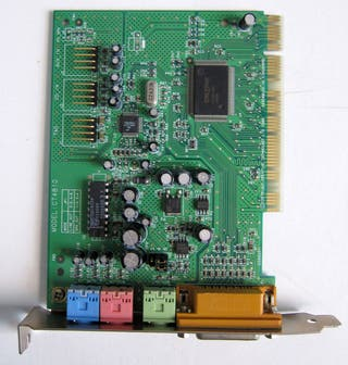 Creative Labs Sound Blaster CT4810