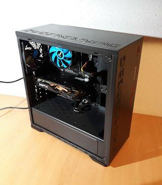 PC gaming 1080p con buenos componentes