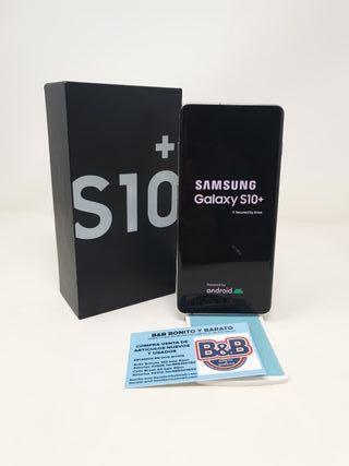 SAMSUNG GALAXY S10 PLUS WHITE 128GB (B)