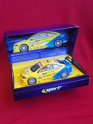 SCALEXTRIC OPEL V8 COUPE N 7 COCHE PISTA