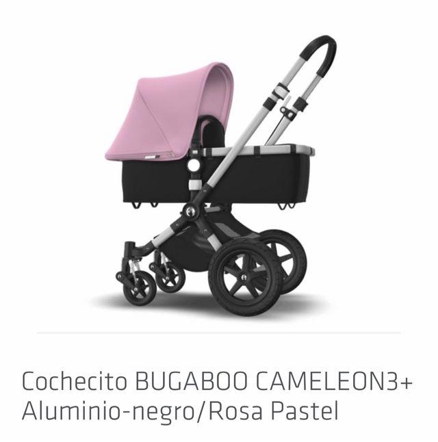 Carro Cochecito BUGABOO CAMELEON3+