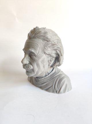 Busto Albert Einstein 8cms