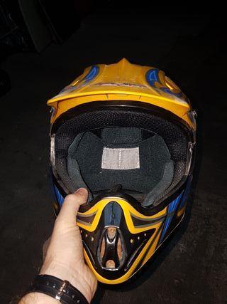 casco de cros y Enduro