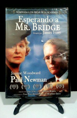 Esperando a MR Bridge DVD nuevo tapa fina