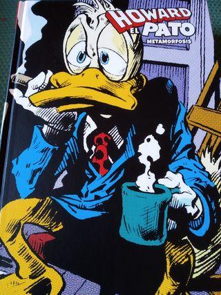 Tomo Howard el pato Metamorfosis Limited Edition