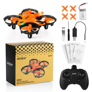 Mini dron Helifar H803 (Nuevo)