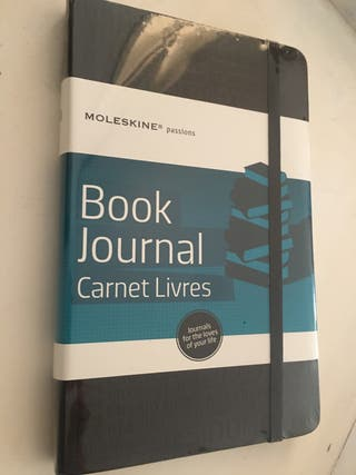 Moleskine Book Journal