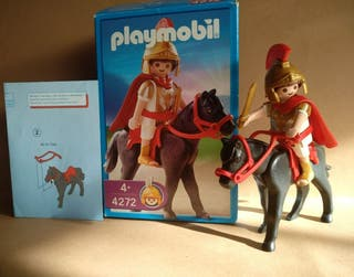 Playmobil Tribuno a caballo referencia 4272