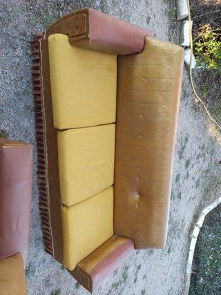 sofá+ 2 butacas