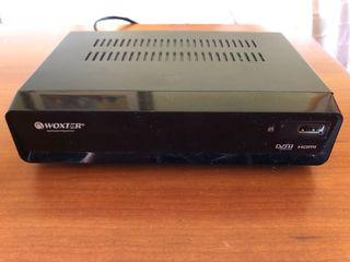 TDT grabador con HDMI