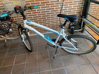 Bici Rockrider Mujer MTB