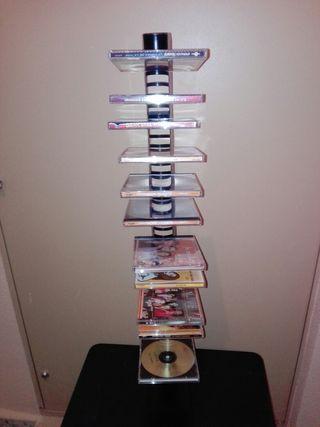 SOPORTE TORRE CD's
