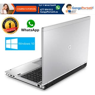 Portátil Hp EliteBook 8470p, i5/Cam/8Gb Ram/240Gb