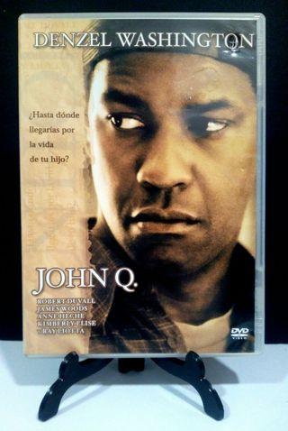 John Q denzel Washington dvd
