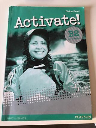 Libro de inglés Use of English Activate!
