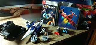 juego de Nintendo switch starlink