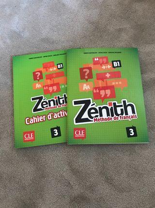 Libros de francés: Zénith, méthode de français