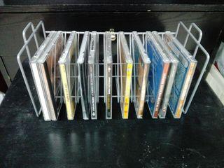 SOPORTE CD's