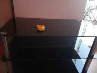 Mesa auxiliar o mesa tv