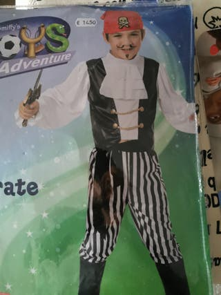 Disfraz Pirata.