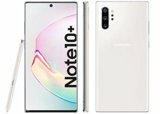 Note 10+ Plus 256Gb Blanco