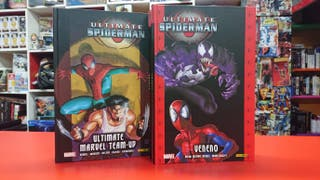 Cómics Ultimate Spiderman