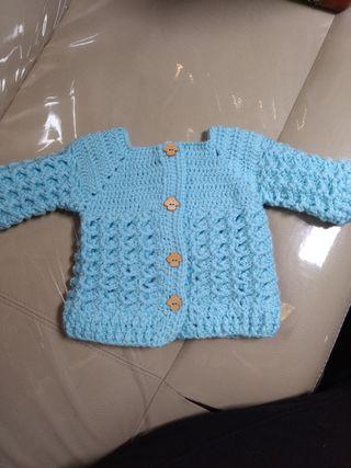 bébé crochet y tricot