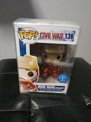funko pop Iron Man ed. especial