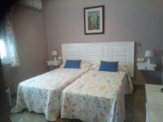 Dormitorio madera blanco