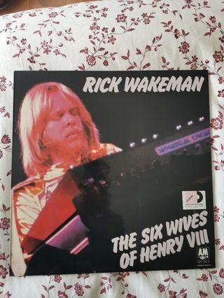 vinilo Rick Wakeman