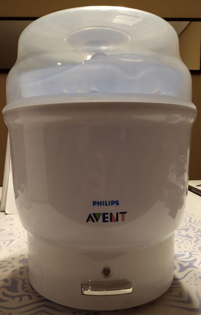 Esterilizador de biberones eléctrico Philips-AVENT