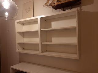 estantería de Ikea.en muy buen estado.