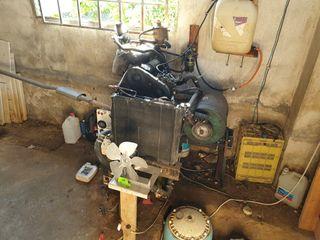 Generador de motor diesel