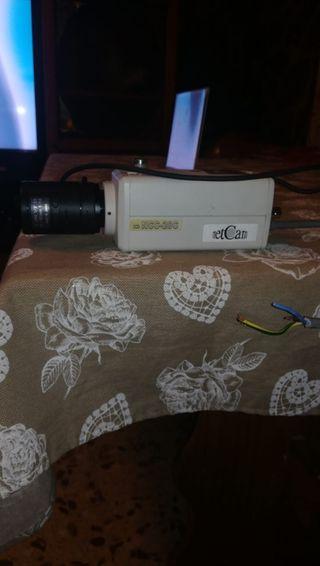 Cámara de vídeo de vigilancia