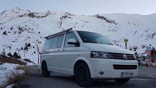 Volkswagen Caravelle 2011 blanca