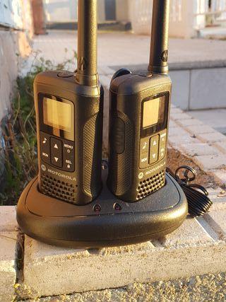 Walkis Motorola TLKR T50