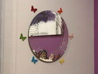 Espejo de 50cm de diámetro