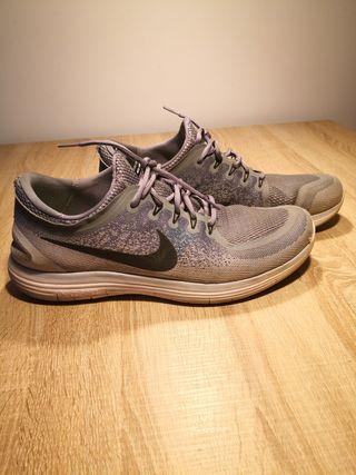 Zapatillas Nike running free run 48,5