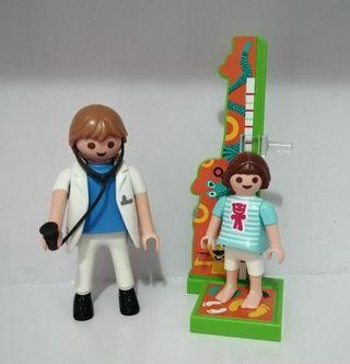 playmobil pediatra